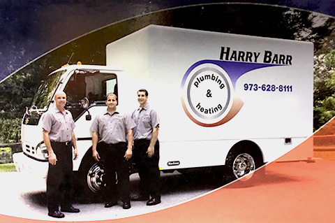 Harry Barr Plumbing Team